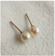 Pearl Earring Repair and Clean